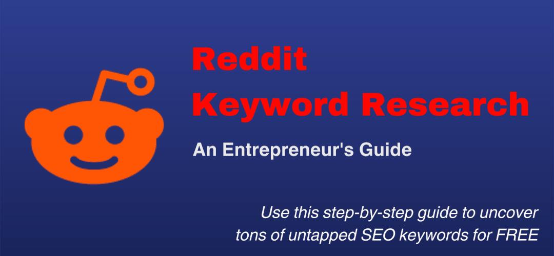 Reddit Keyword Research